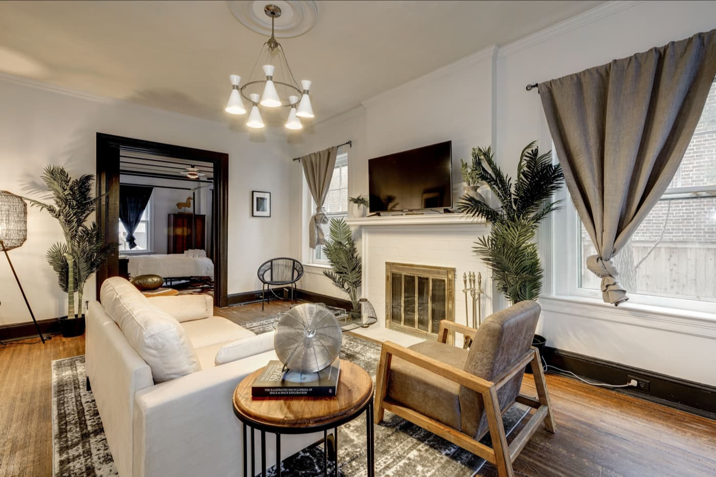 image 4 Furnished room to rent in Forest Hills, DC Metro 5 bedroom Apartment
