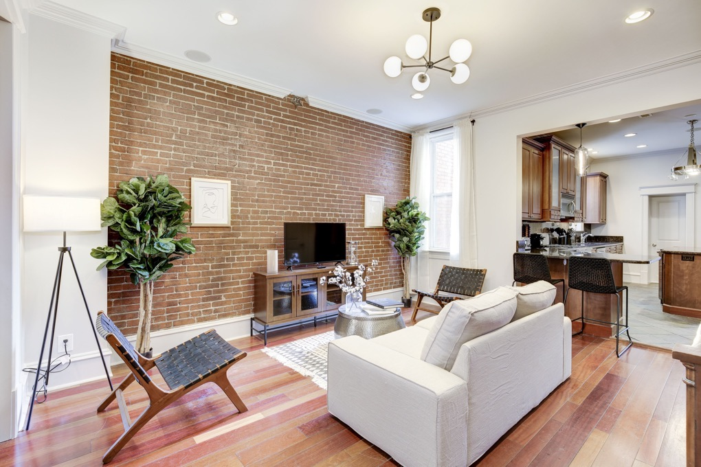 image 4 Furnished room to rent in Capitol Hill, DC Metro 4 bedroom Apartment