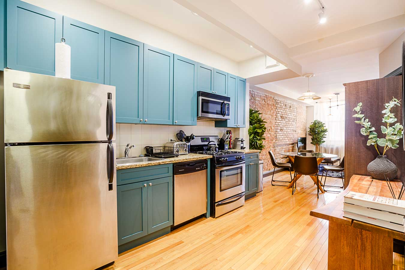 image 6 Furnished room to rent in Hells Kitchen, Manhattan 3 bedroom Apartment