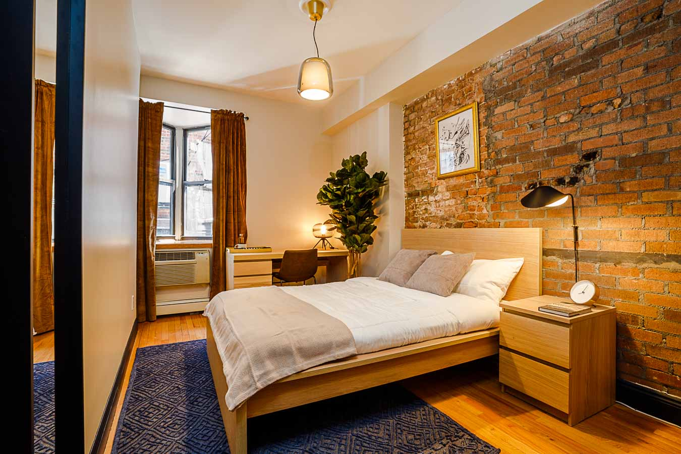 image 9 Furnished room to rent in Hells Kitchen, Manhattan 3 bedroom Apartment