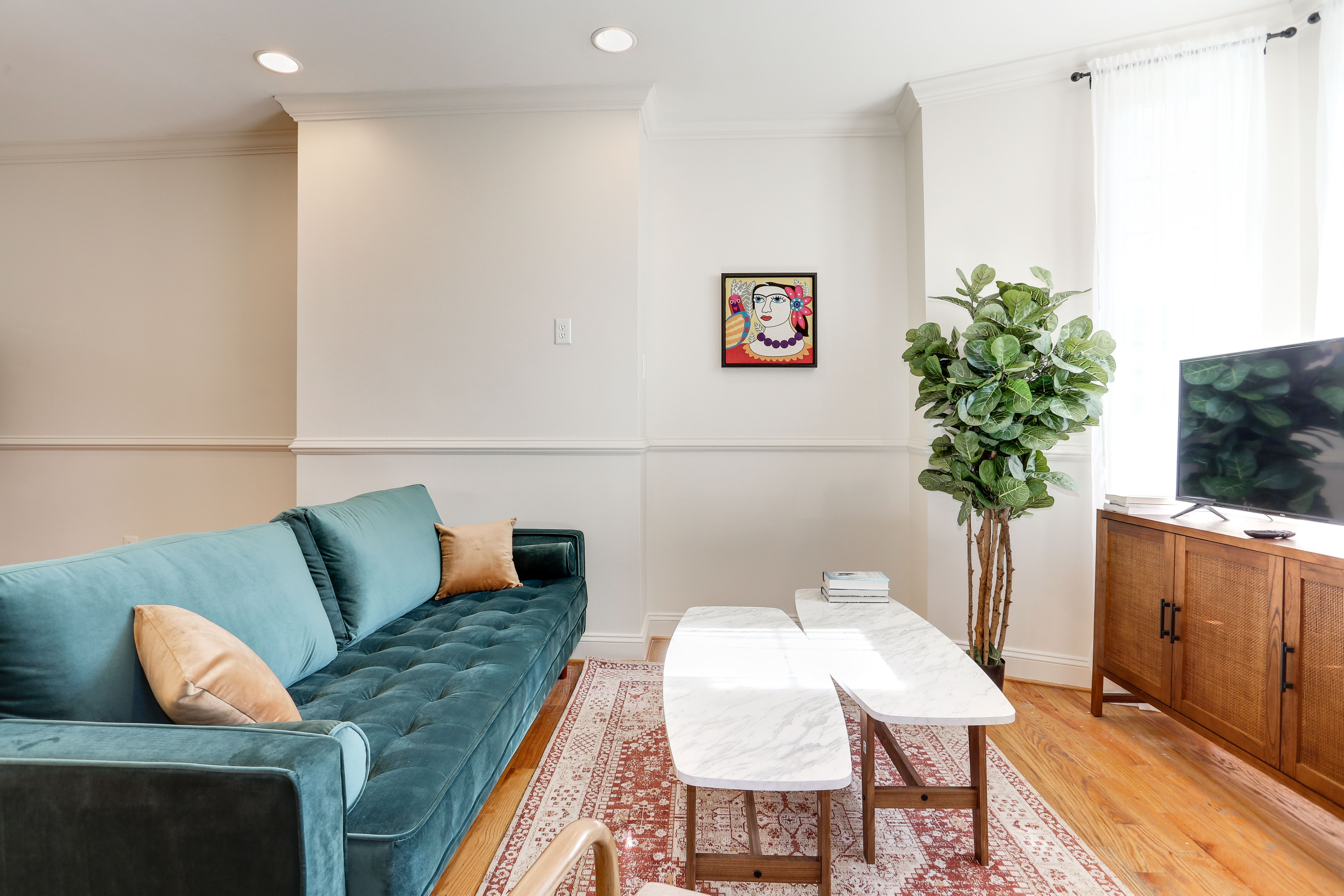 image 6 Furnished room to rent in Bloomingdale, DC Metro 4 bedroom Apartment