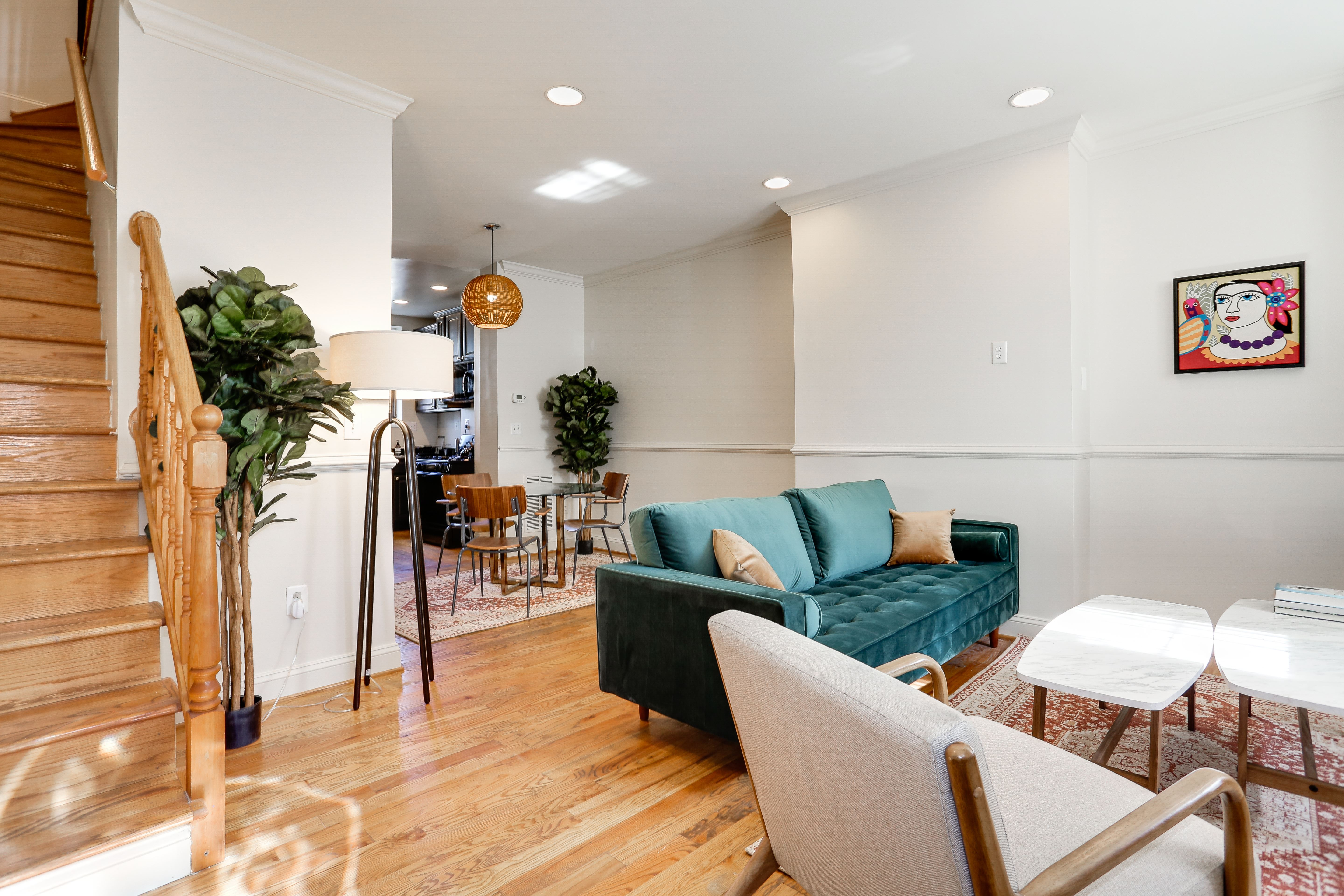 image 5 Furnished room to rent in Bloomingdale, DC Metro 4 bedroom Apartment