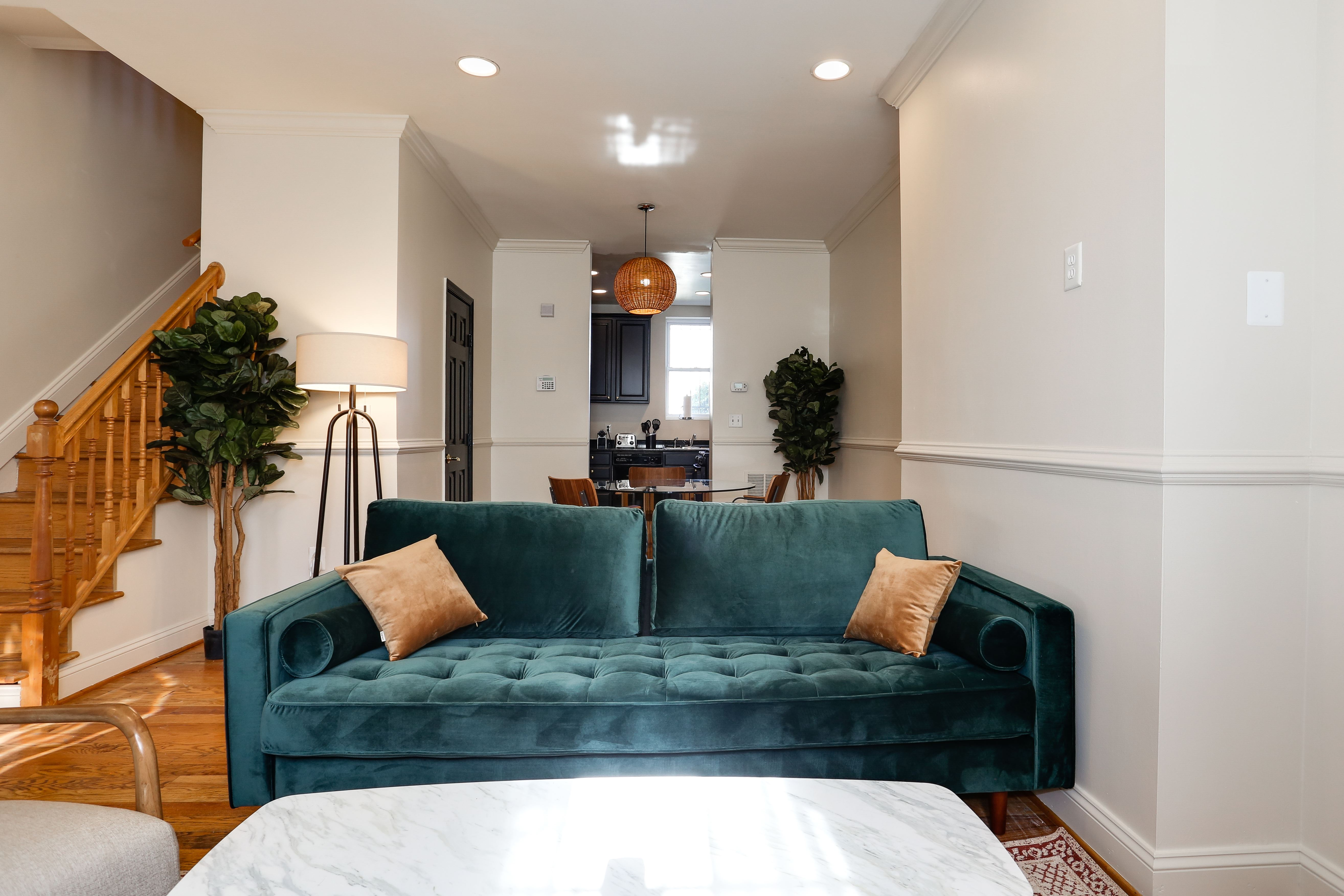 image 8 Furnished room to rent in Bloomingdale, DC Metro 4 bedroom Apartment