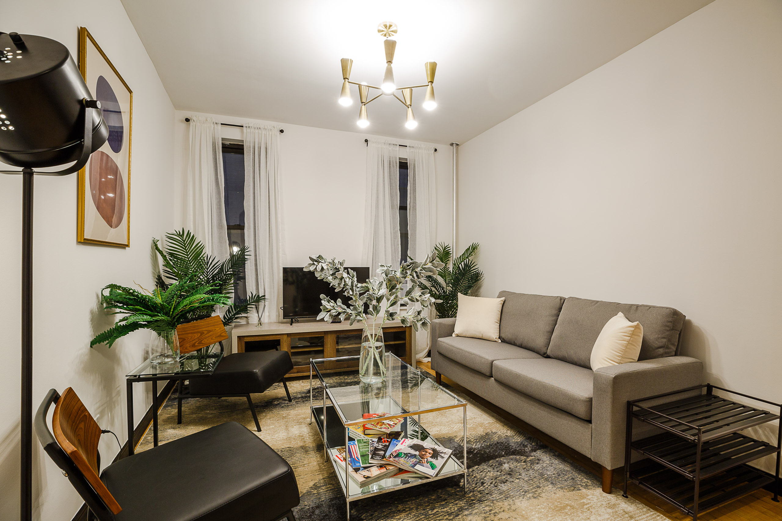 image 4 Furnished room to rent in Harlem West, Manhattan 3 bedroom Apartment