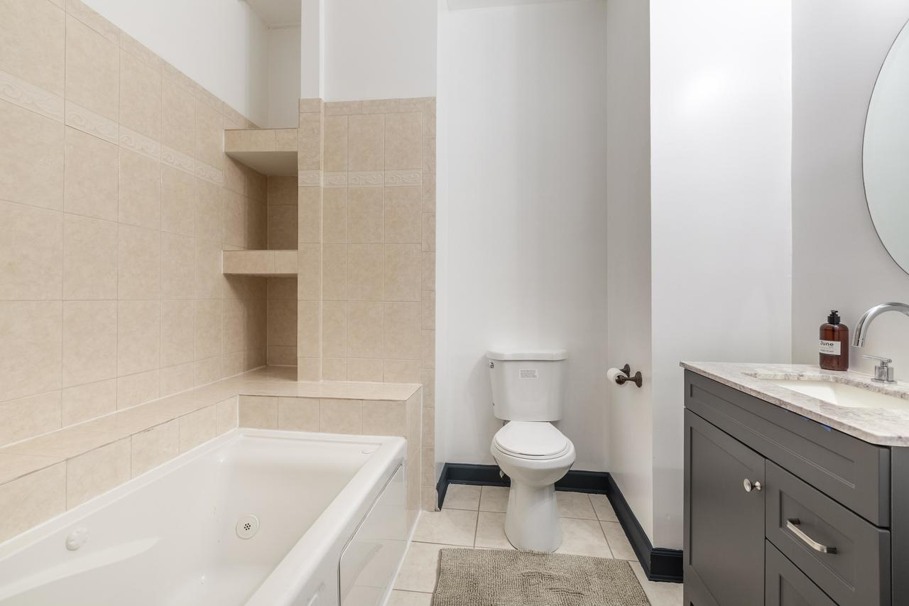 Photo of Master Queen Room w/Private Bathroom C room June Homes